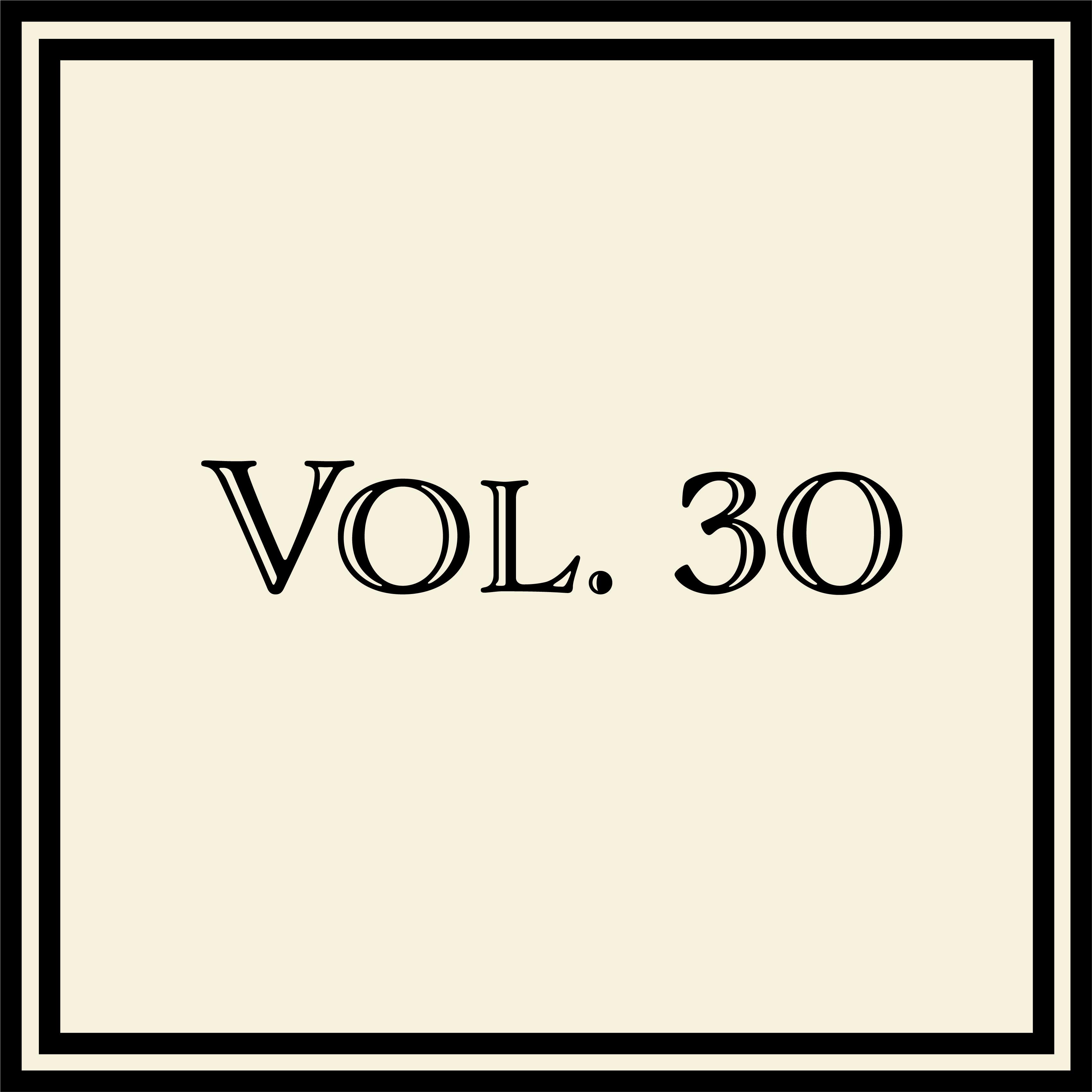 volume 30