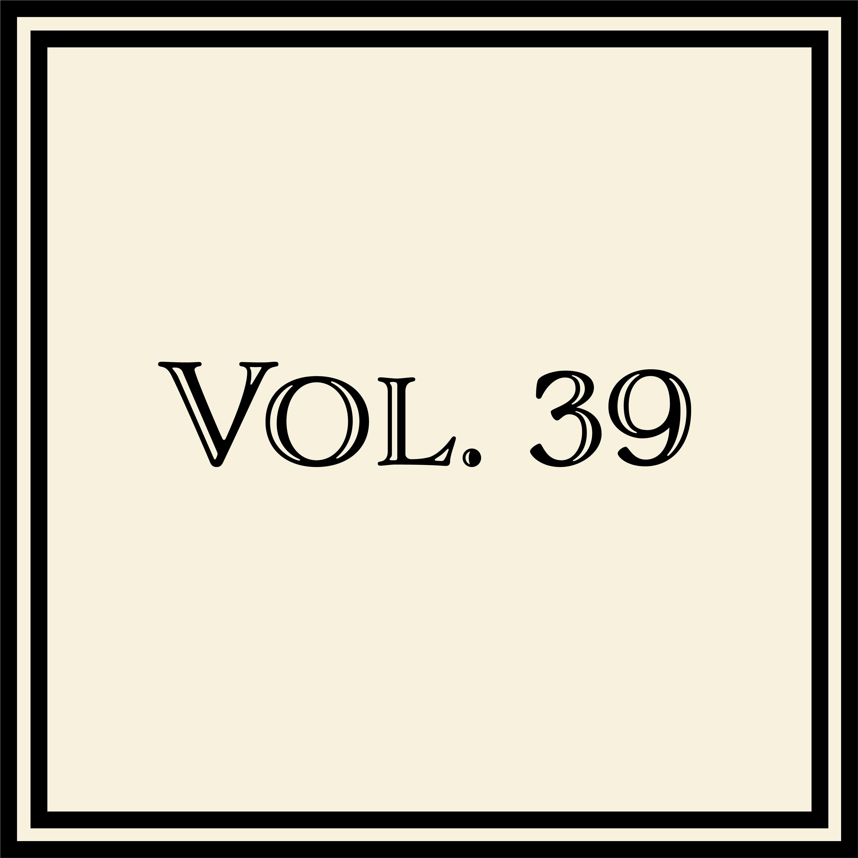 volume 39