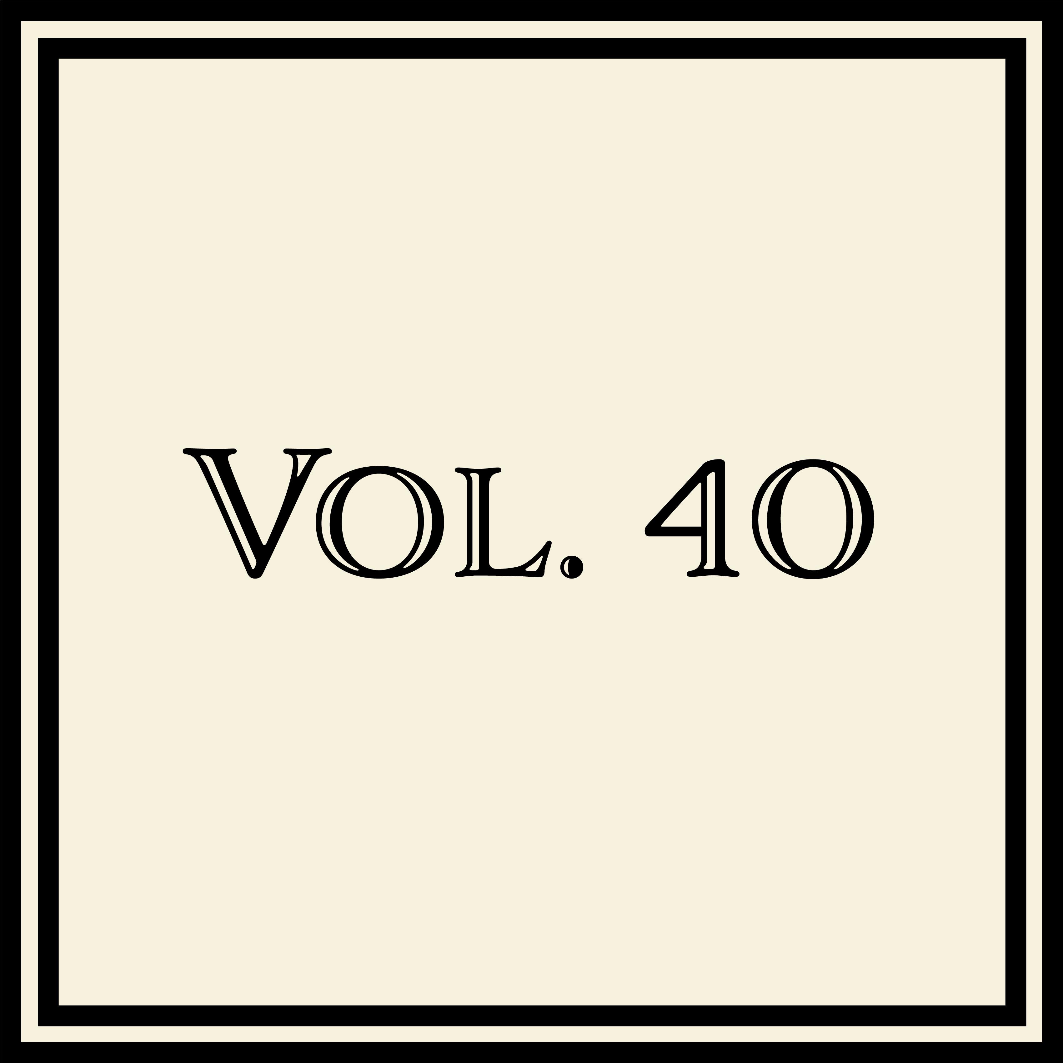 volume 40