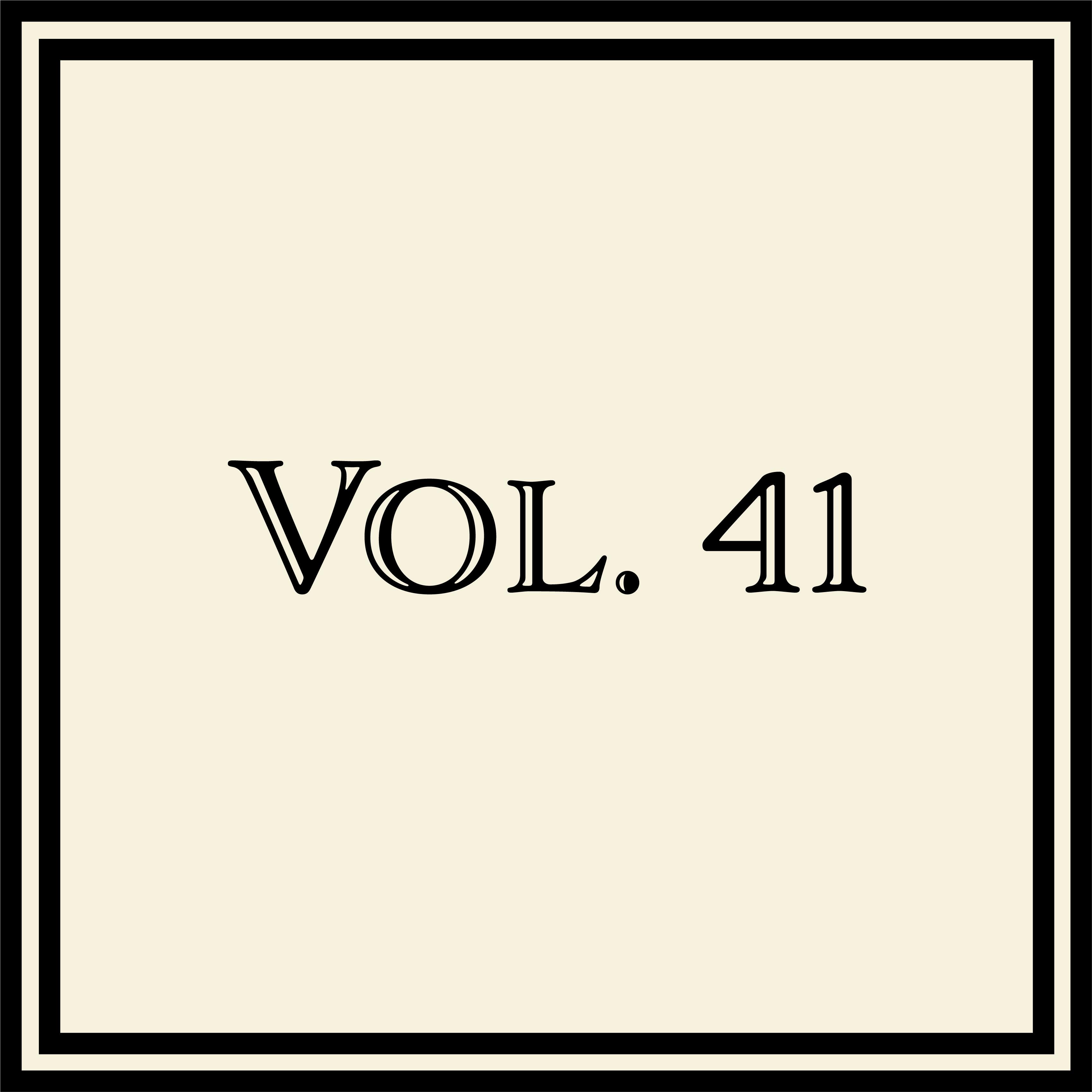 volume 41